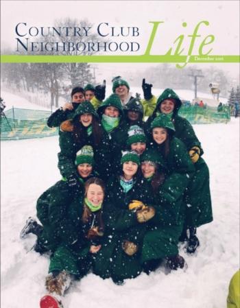 Country Club Neighborhood Life Cover