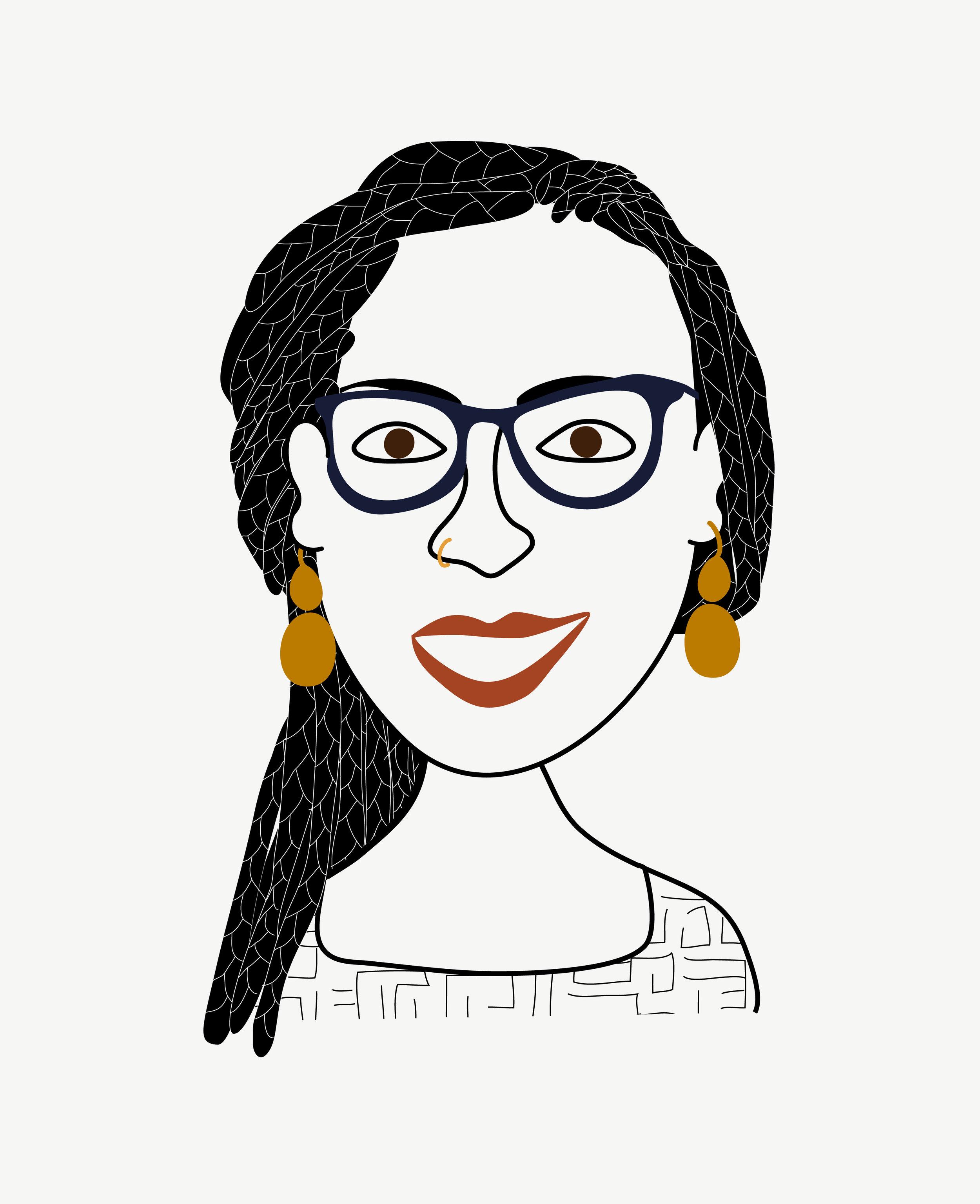 Theodora Biney-Amissah   Volunteer Coordinator