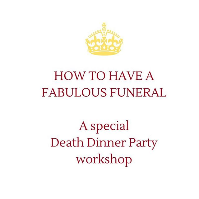 Excited to announce a workshop we're running in collaboration with two amazing  funeral planners from @picalunafuneral! ✨ . These days - according to research - most people want a funeral that's a meaningful, relaxed celebration. Not many people want sombre and serious. . What would you want? Would your family and friends know? . This is a thought-provoking, creative, inspiring and practical workshop to show you what's possible and give you a chance to get some ideas on paper. . SYDNEY || 3 JUNE || TICKETS ON SALE 12 APRIL || link in bio ✨