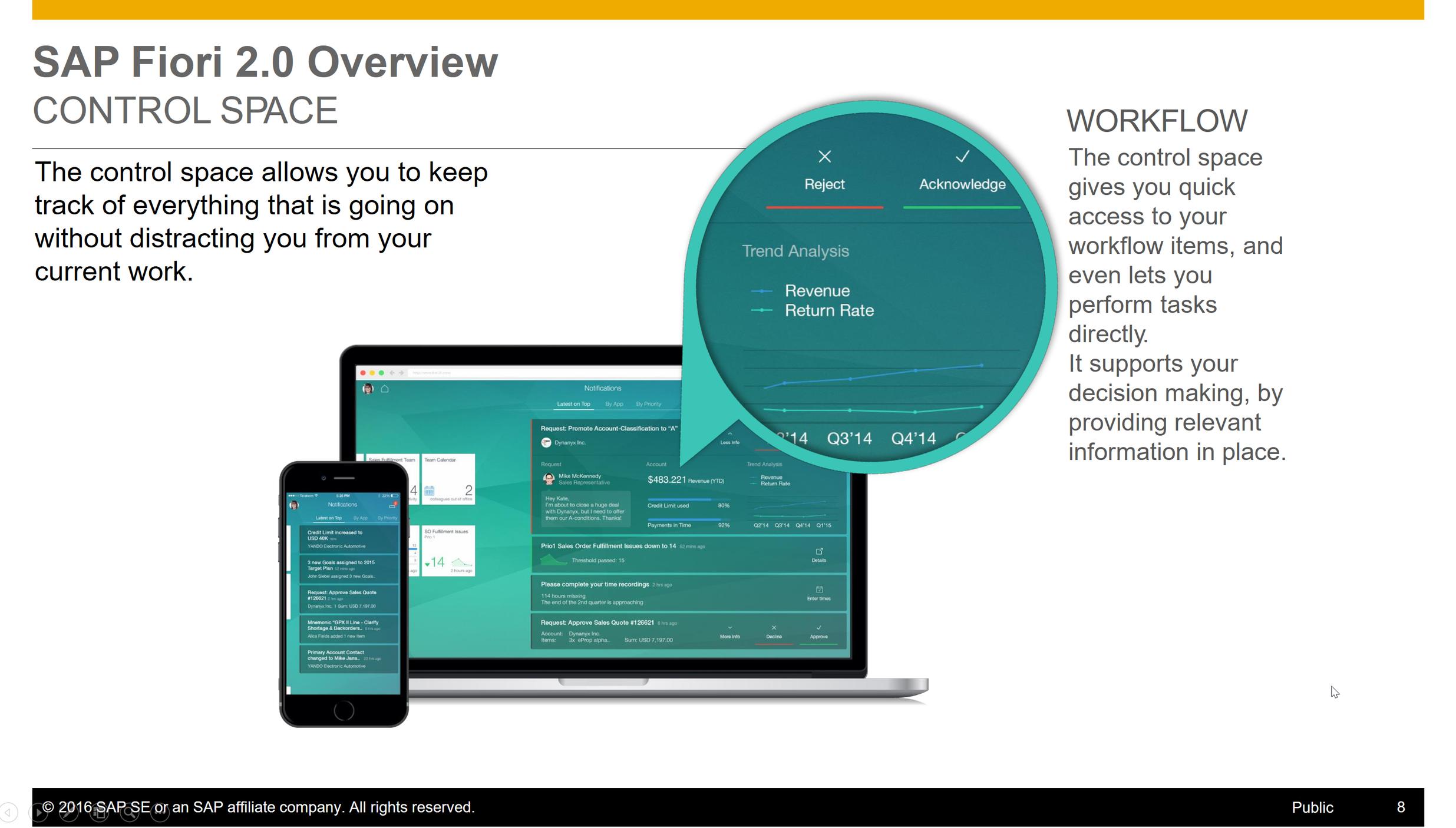 SAP Workflow& Fiori 2.0