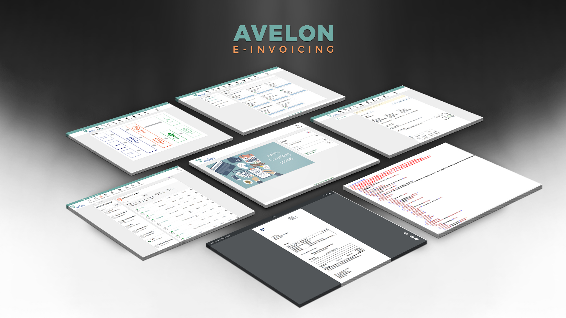 Avelon SAP E-invoicing