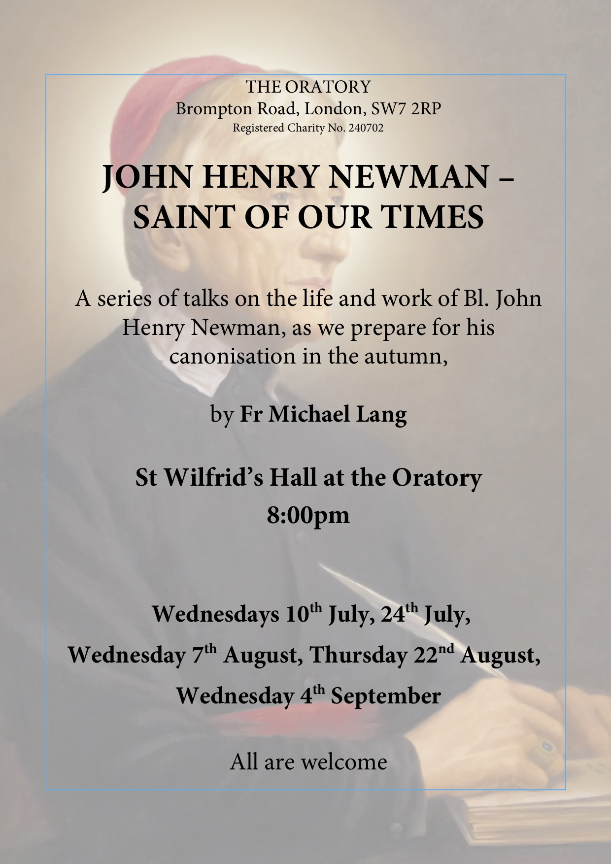 Newman Talks Fr Michael Lang.jpg