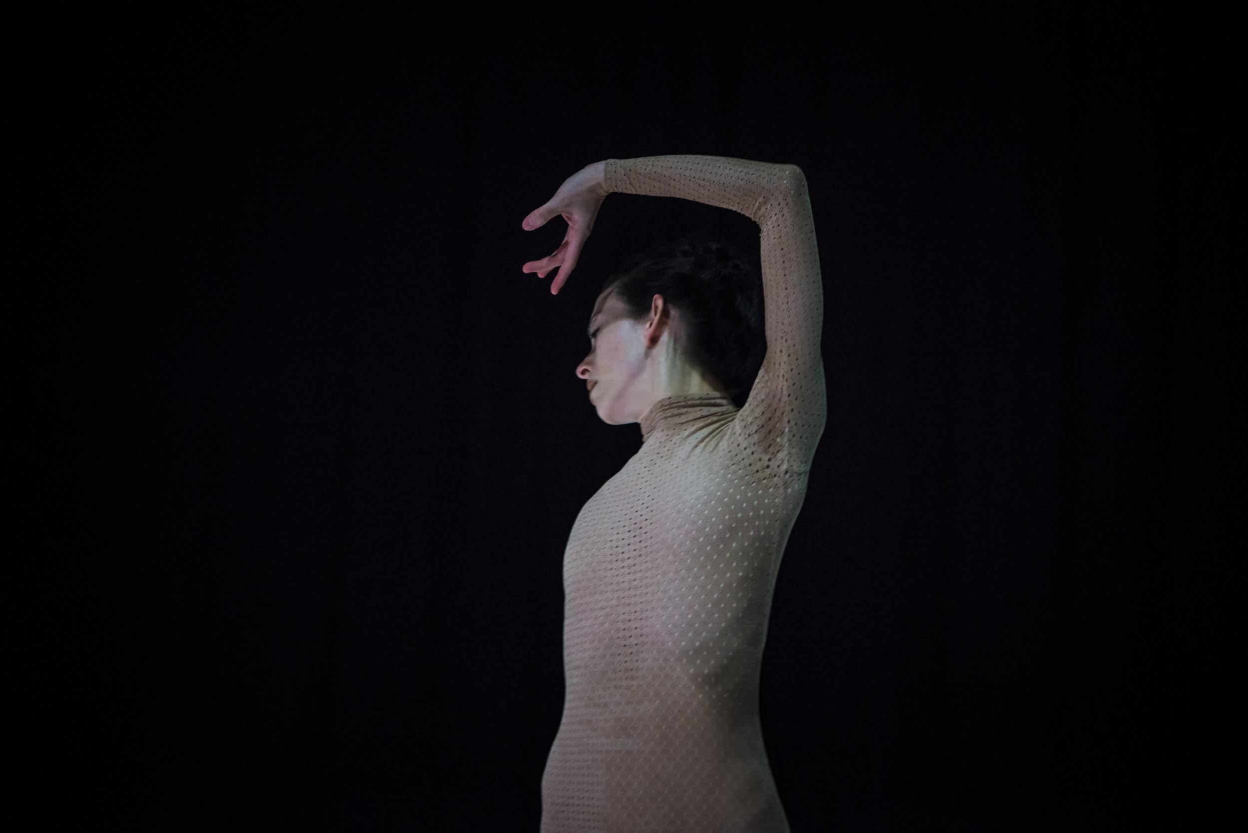 Juliet Burnett in Melanie Lane's Re-make | Chunky Move 2016