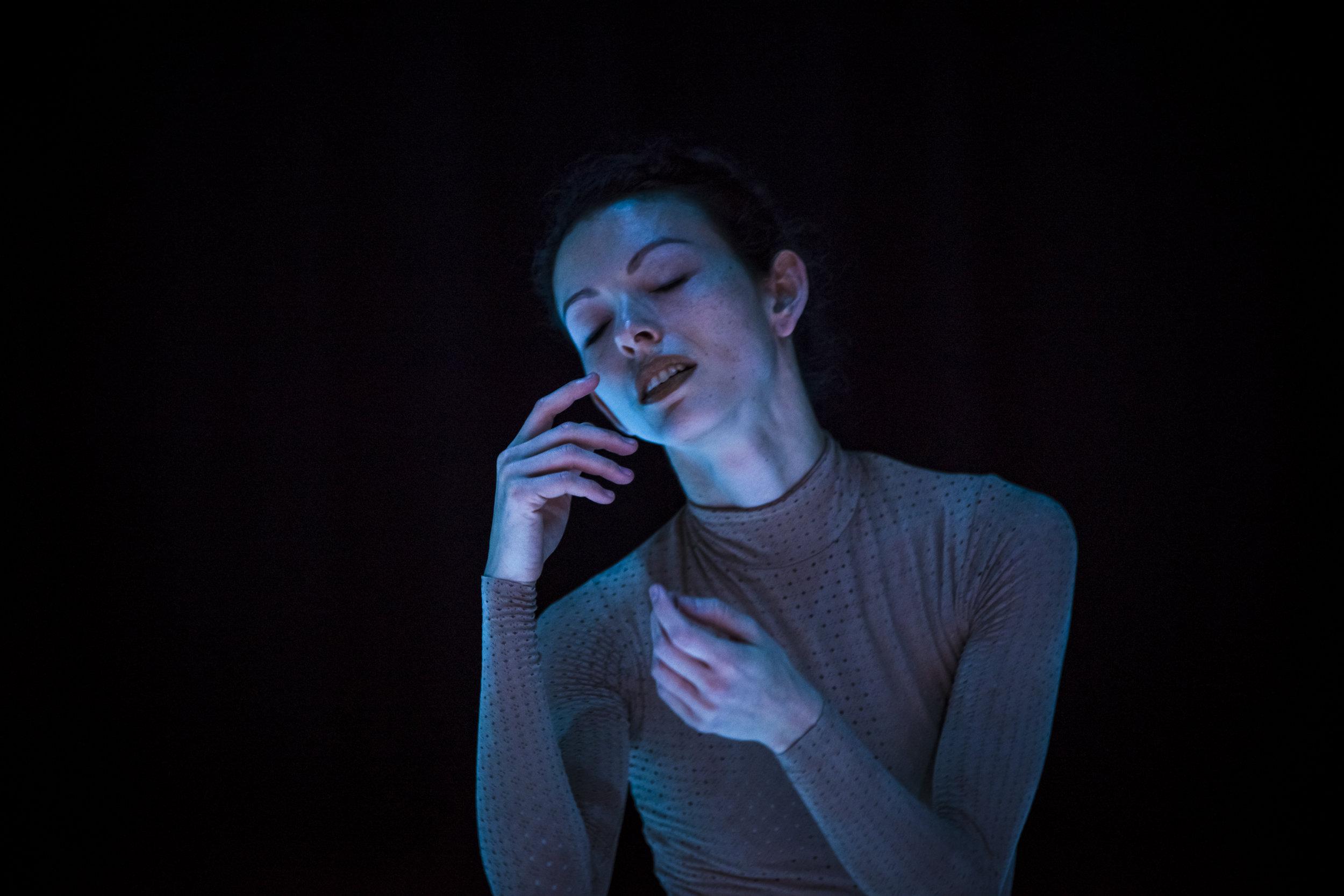 Juliet Burnett in Melanie Lane's Re-make | Chunky Move | 2016