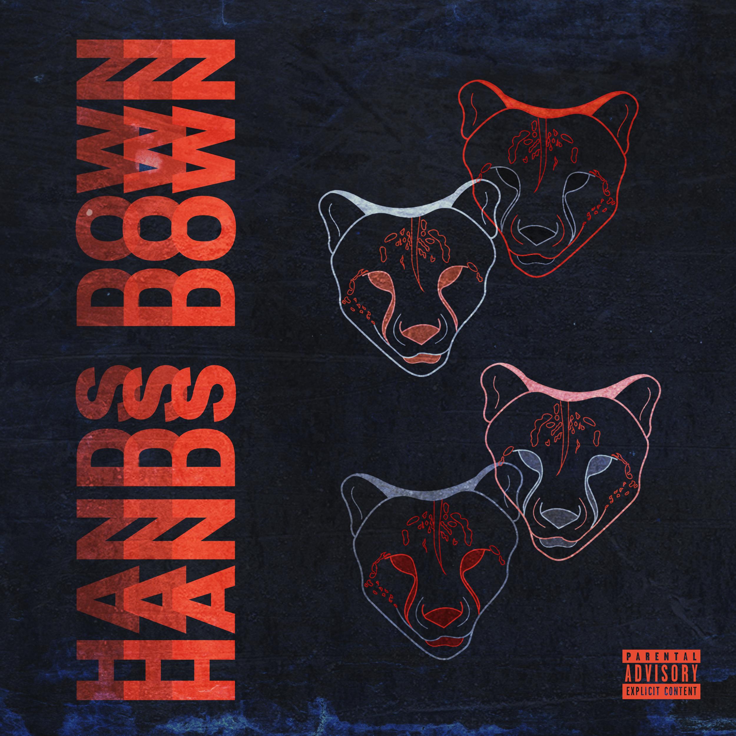 Hands down - Single cover artwork for MeanJoeScheme & Optiks