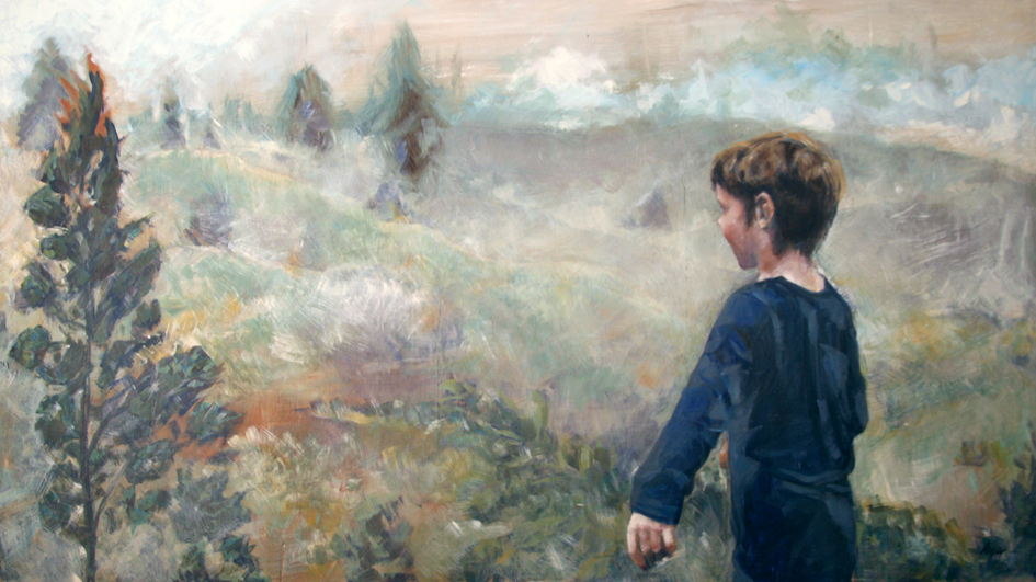 Boy and Fog