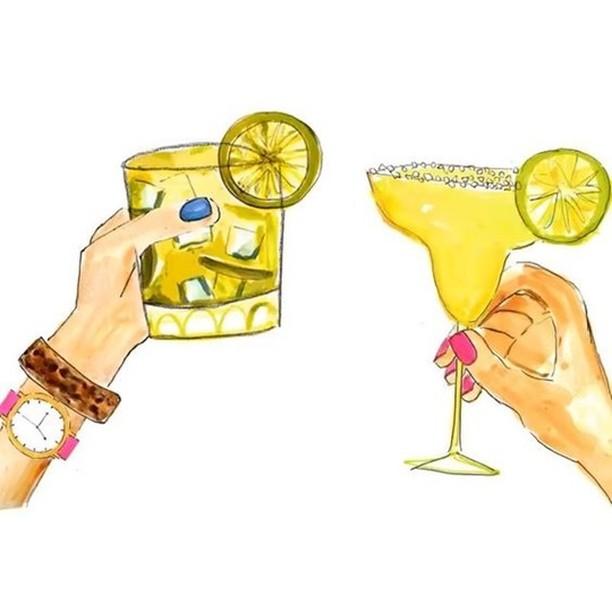 #WeekendVibes! Cheers! 🍹