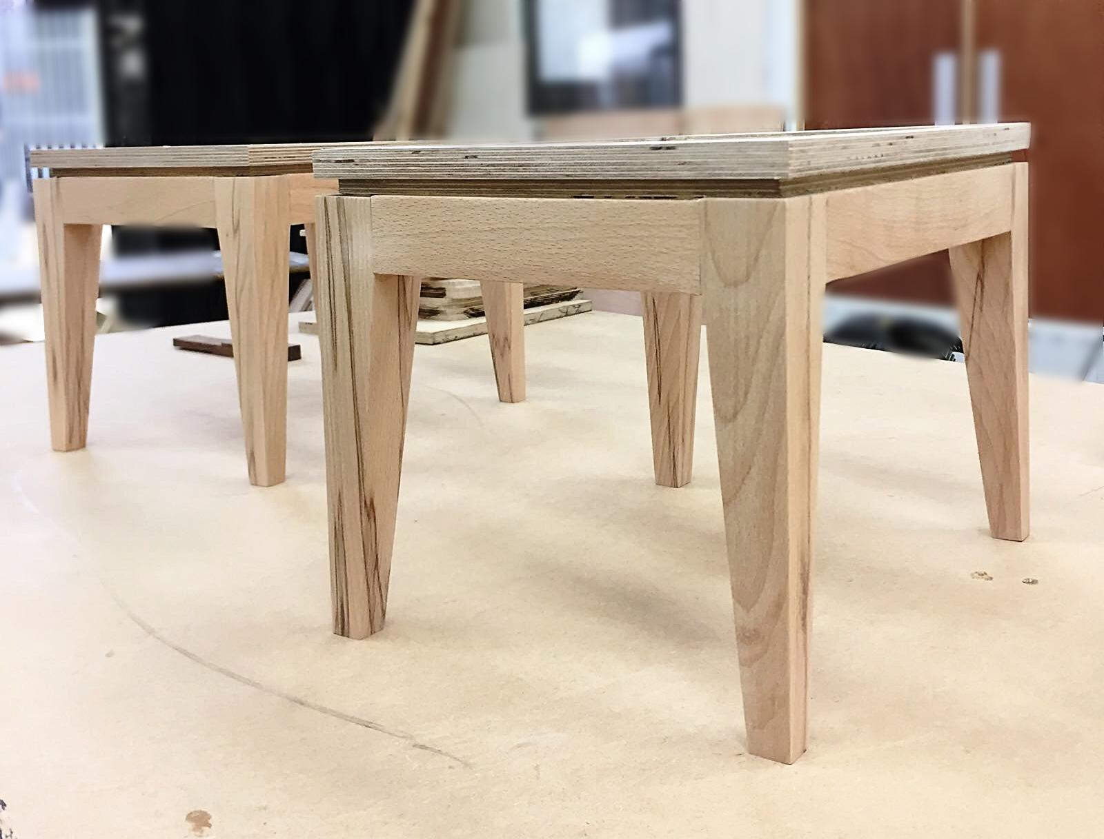 Stool fRAMES - Bespoke stool frames