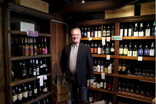Proprieter Al at Geneva Wine Cellars