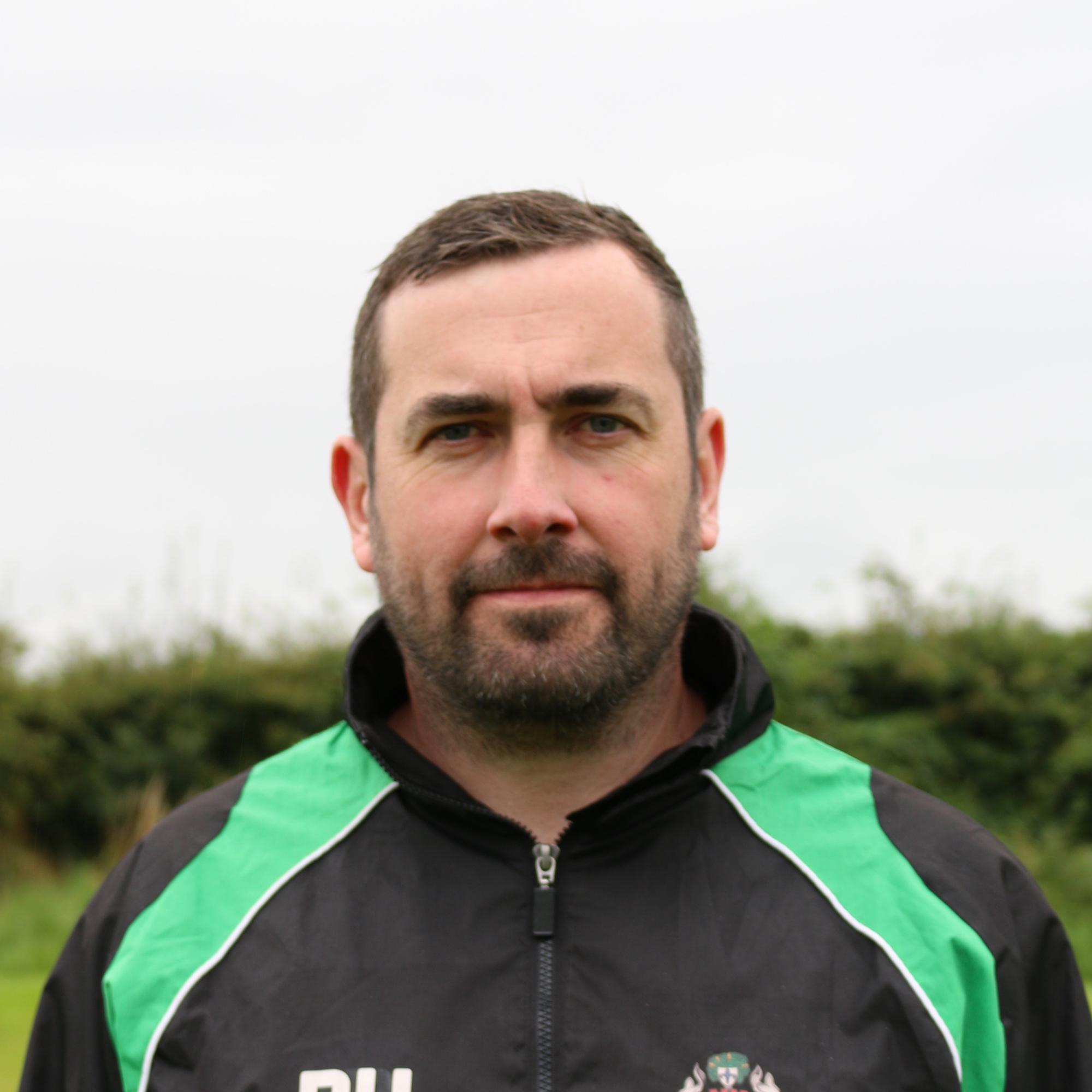 PaulHodson - Joins the Reservesas Coach