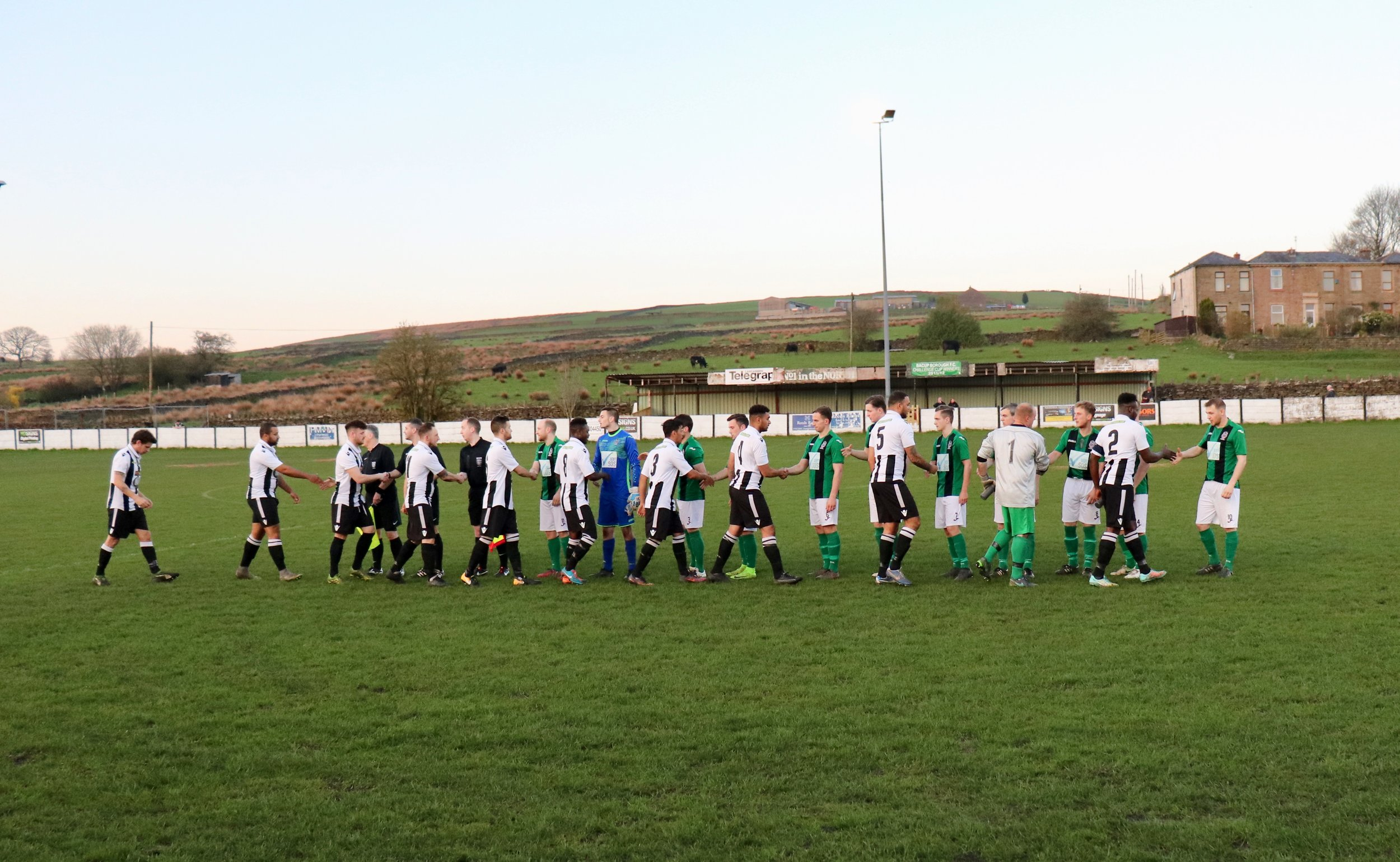 Bacup Borough 1-5 Cheadle Town: one of the highlights of the season