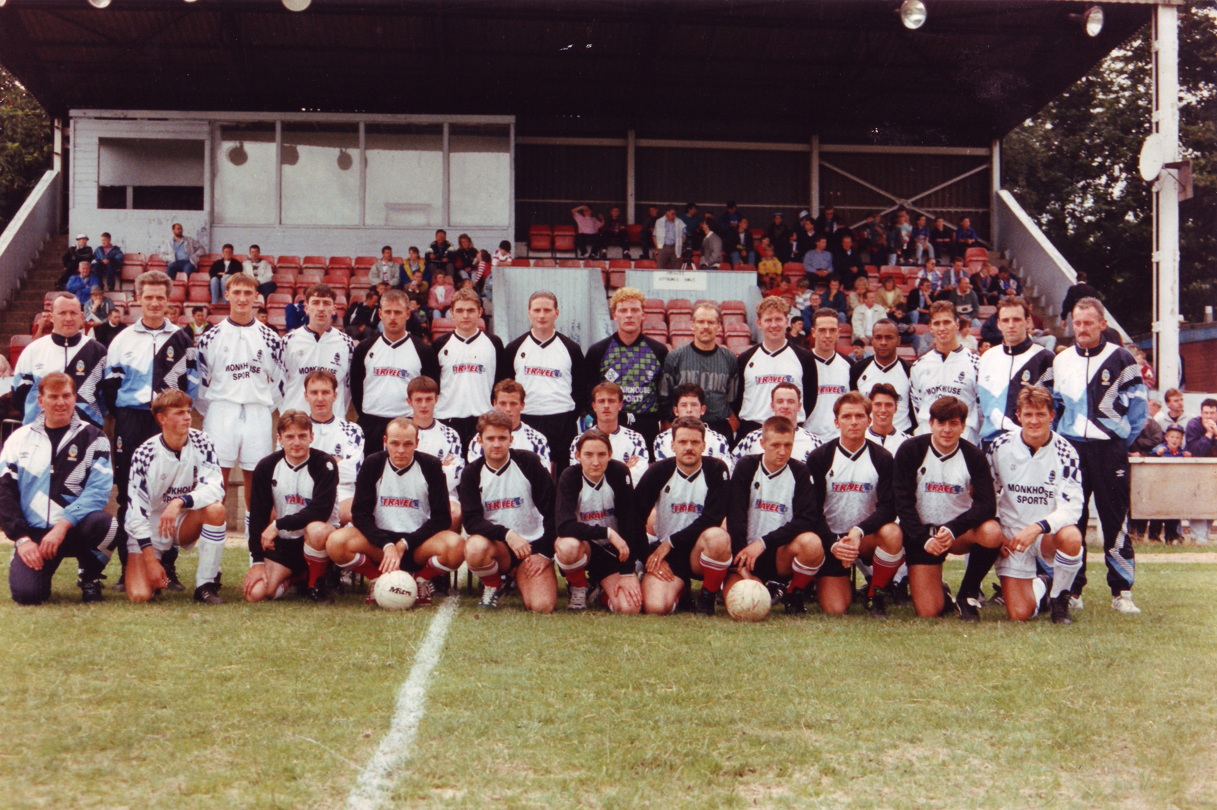 A combination of the First XI and Youth squads in 1994.
