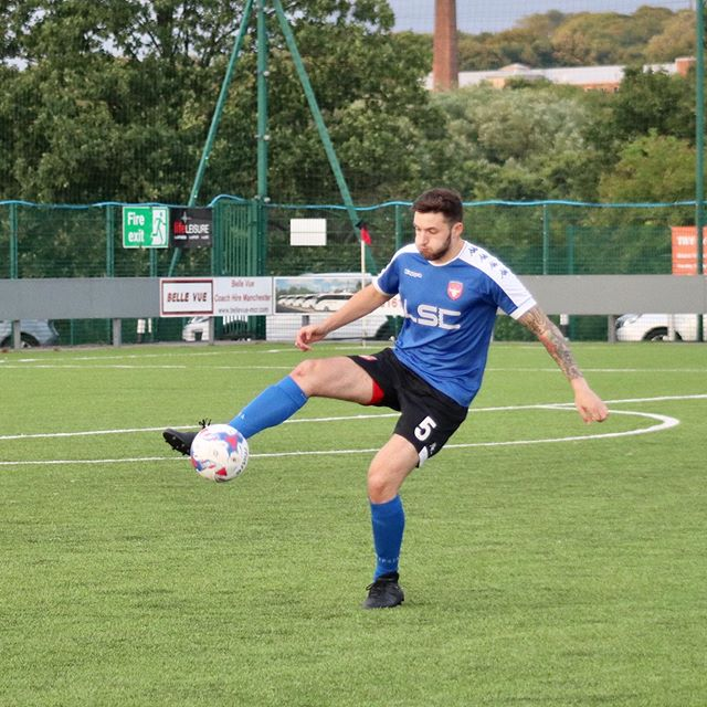 v Stockport Town (a), 05-08-19 More match action