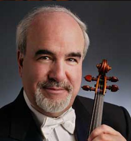 Glenn Dicterow, Concertmaster, New York Philharmonic