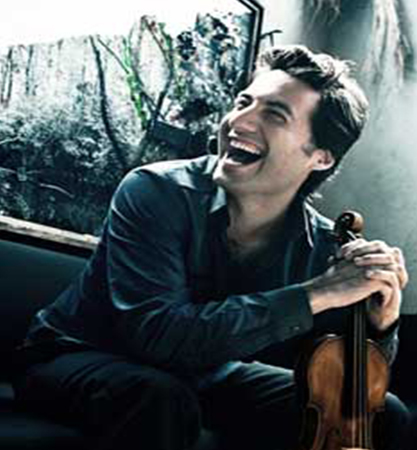 Philippe Quint, Violin soloist