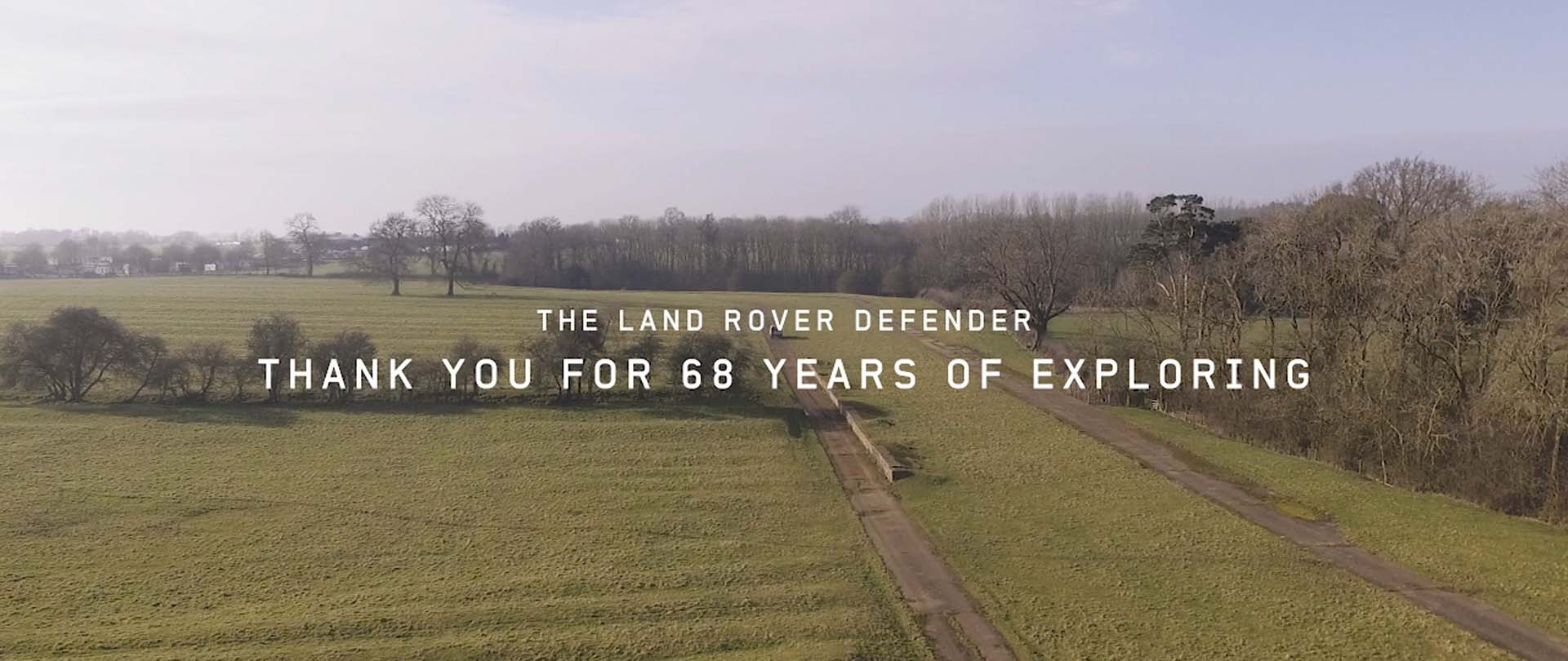 land rover - 68 years