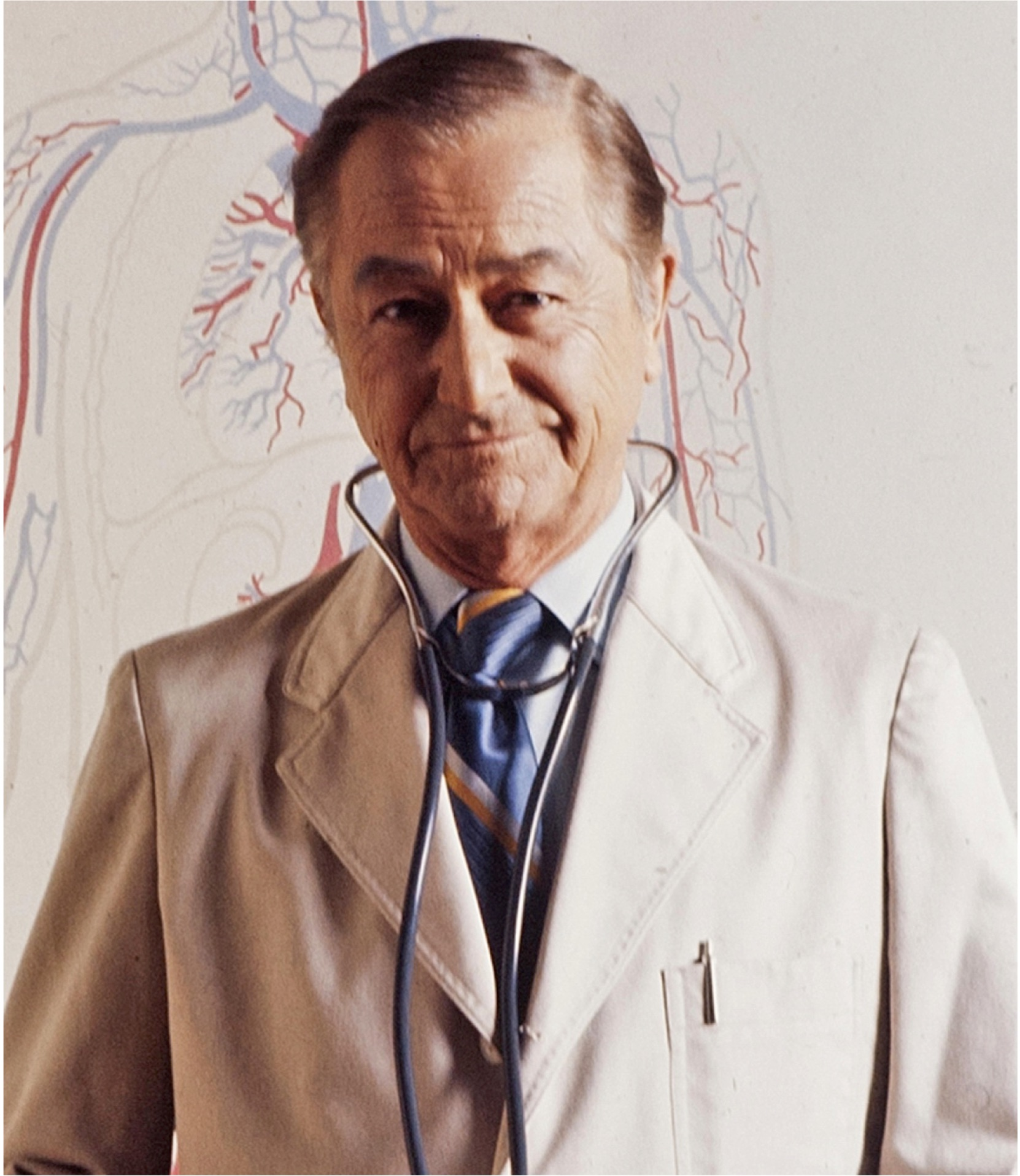 Marcus Welby, M.D. (actor Robert Young)