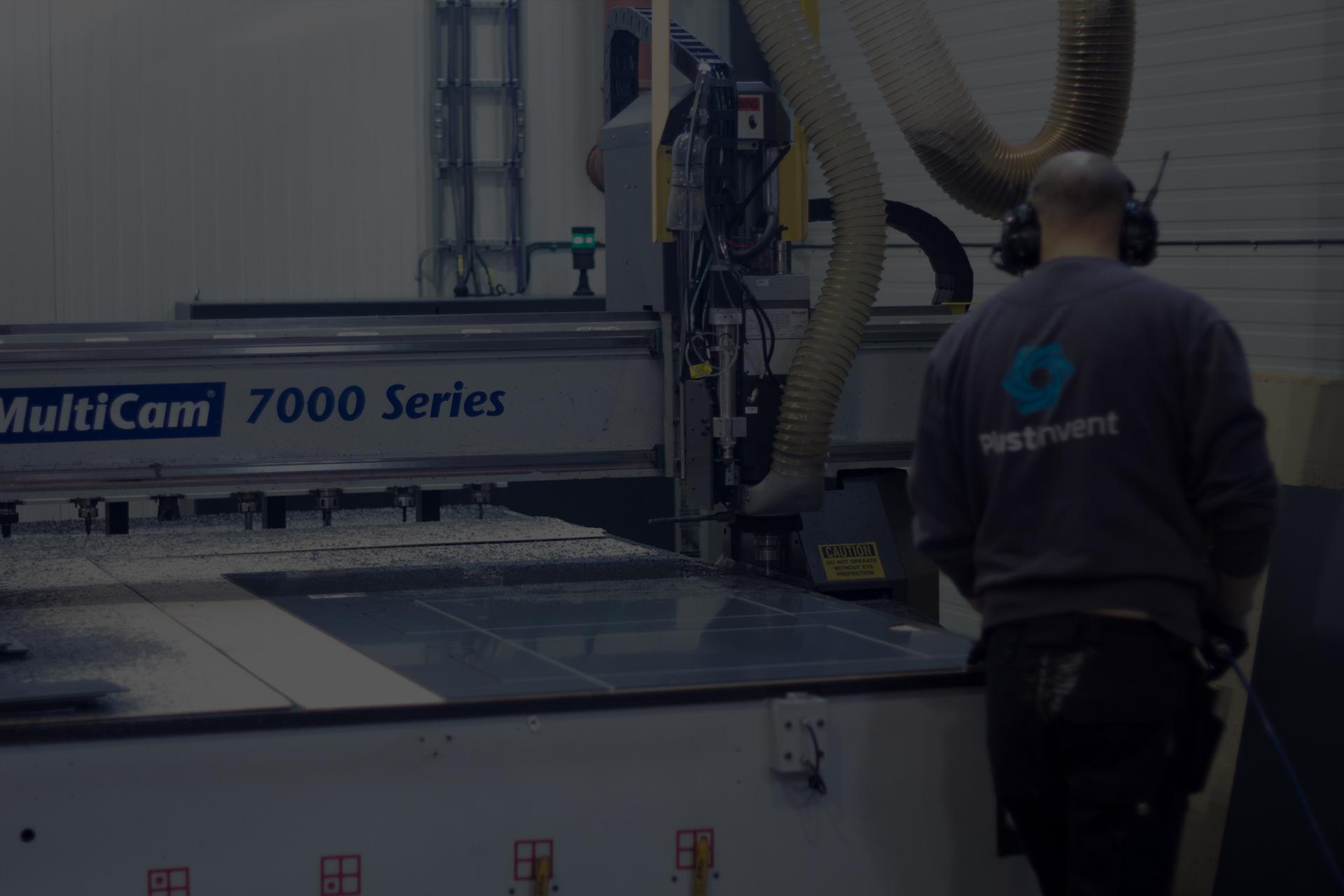 Maskinering - High performance CNS maskinering