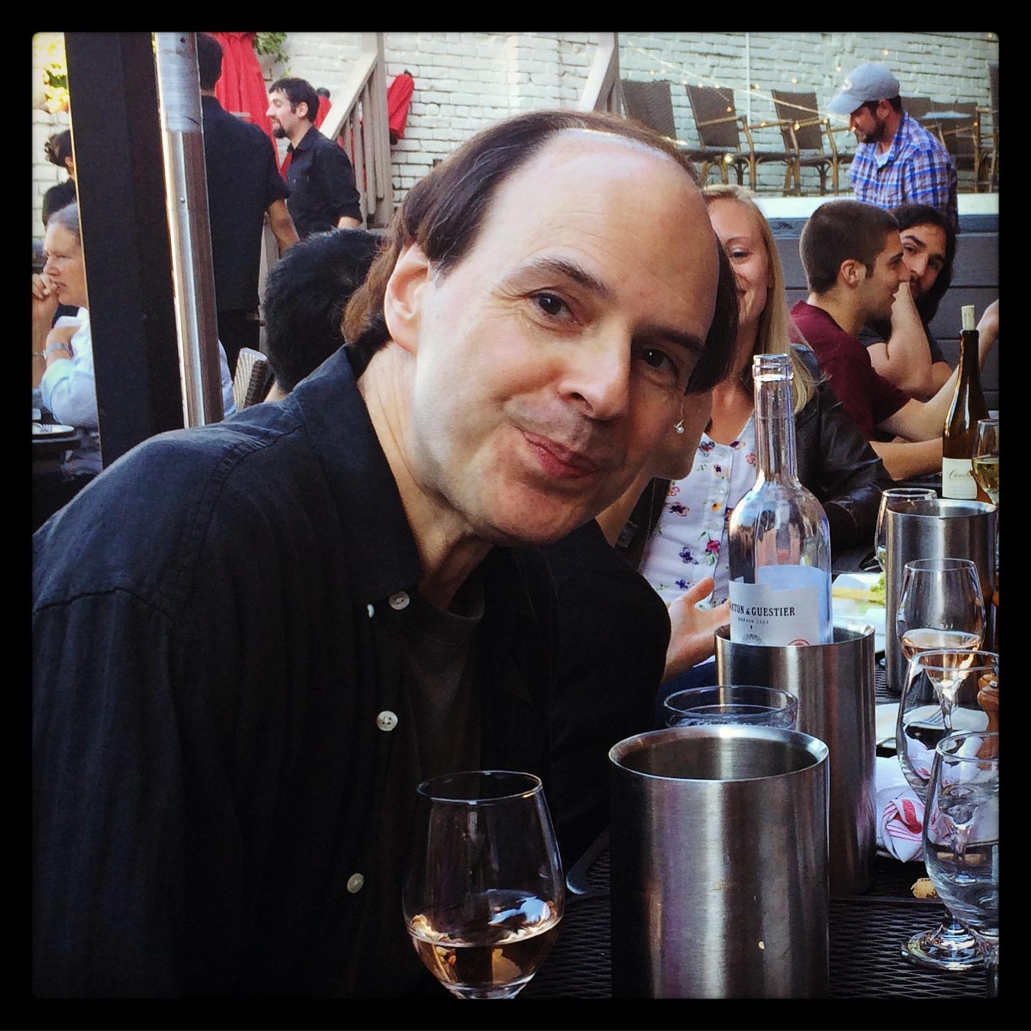 Jon Anthony - Bioinformatics Specialst
