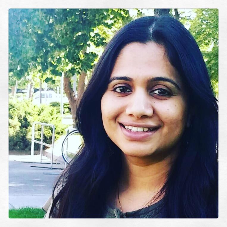 Indu Warrier, PhD - Postdoctoral Fellow
