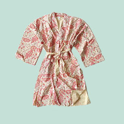 Kerry Cassill Robe