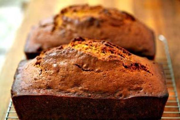 Emmy's Pumpkin Bread