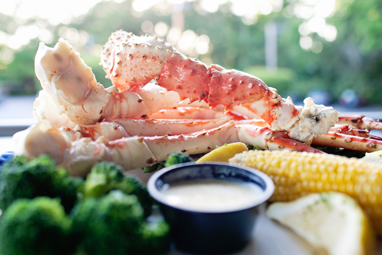 Crazy Crab Harbour Town Lunch Menu — The Crazy Crab Hilton Head