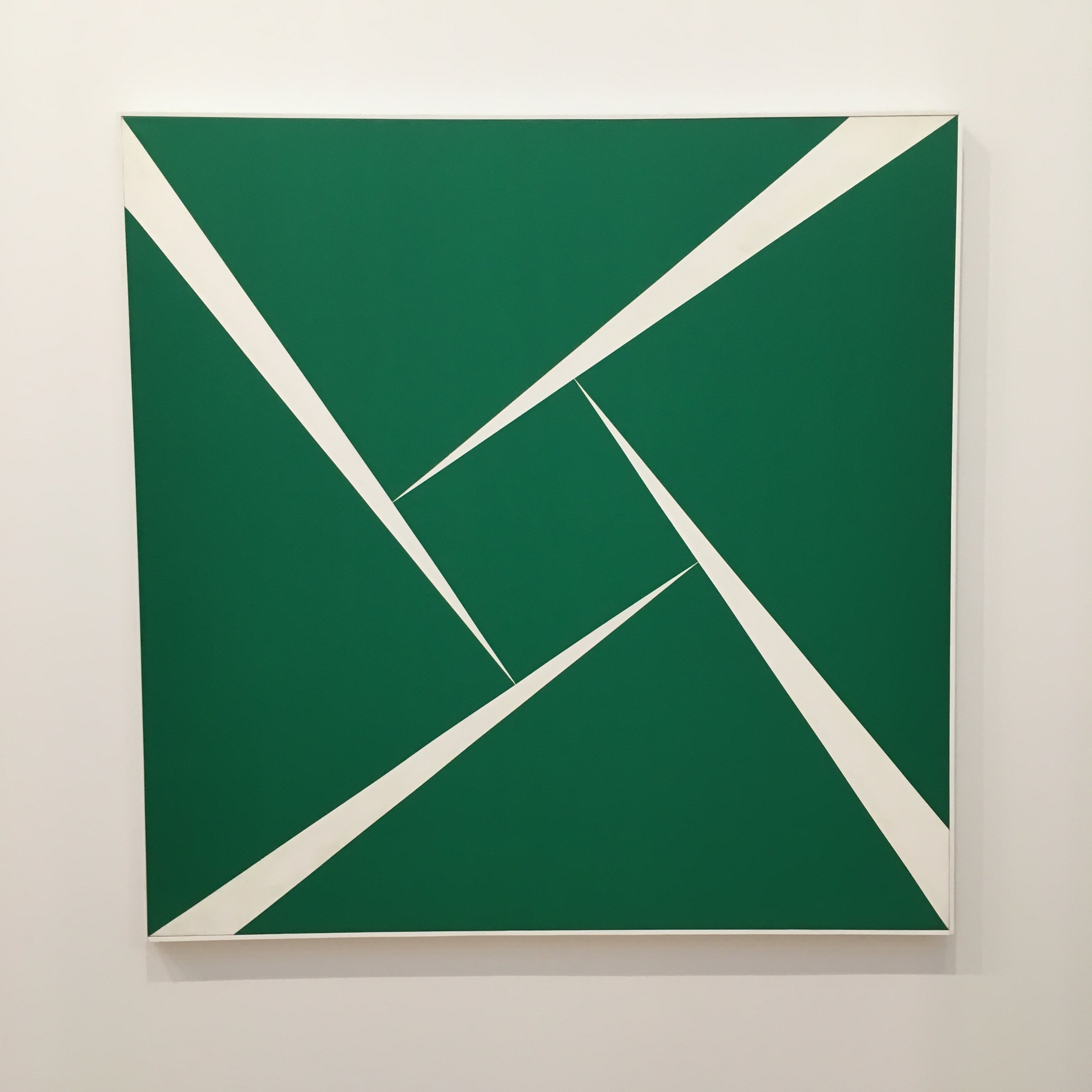 Carmen Herrera: Lines of Sight Exhibit
