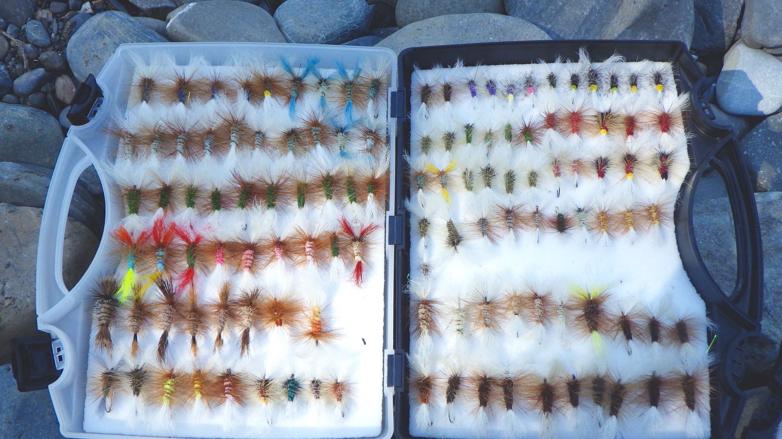 Dry fly anyone?