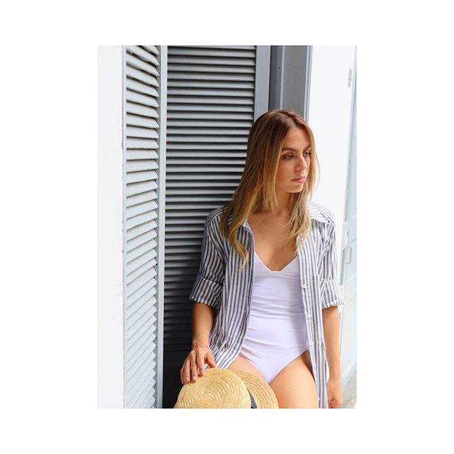 Summer ready in the Olivia One piece in White ▫️Available in XS • S • M • L ▫️#summer #alamarswim #swimwear #madeincolombia #classic #timeless #design #solids #basics #weekend #friday #beach #pool #travel #essentials #swimwear #oliviaonepiece #vacationready #sunshine #buenviaje #happyjourney #bonvoyage #alamarthelabel