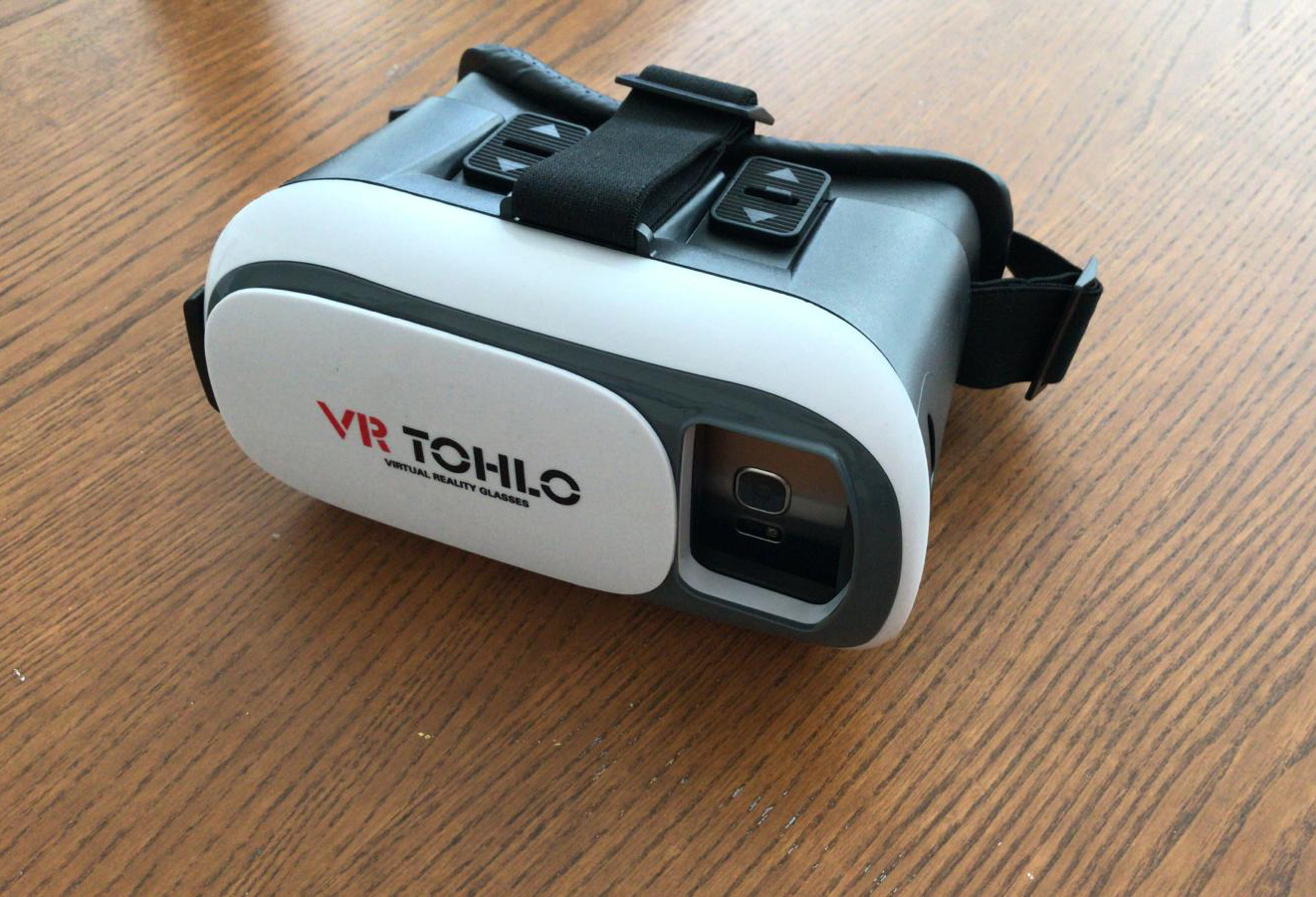 Adapted VR goggles for a mobile phone used to film the Fatberg Candles. Removed lenses so the camera records directly at eye level and user has to try and record and orientate themselves from the un-focused screen immediately in-front of their eyes so reflect the lack of perspective and direction on the subject.