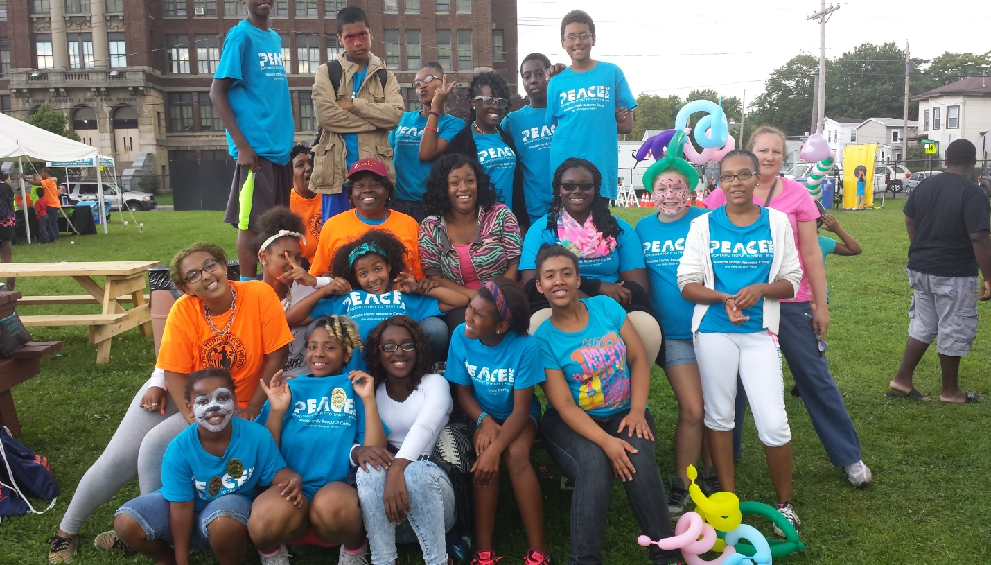STEM initiative for underserved youth supported by  SourceFunding.org  pilot in the Near Westside of Syracuse, NY, which leads the nation in poverty concentration among African & Latino Americans.