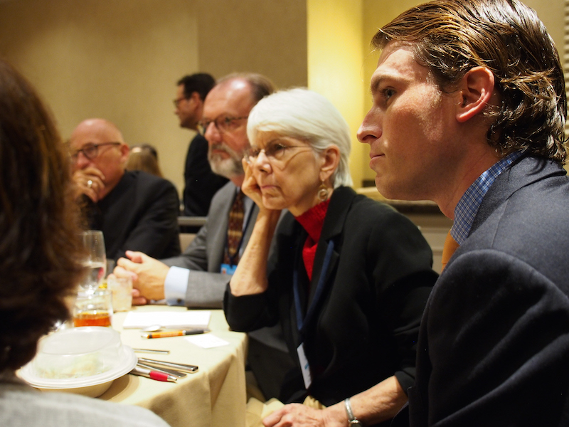 SourceFunding.org Founder W. Michael Short  participating in the Community Investing Working Group at the  Clinton Global Initiative .