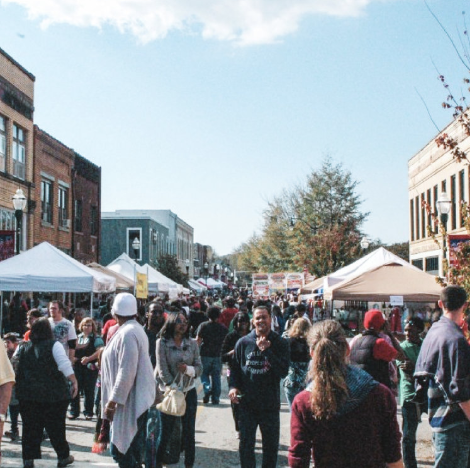 Harvest Festival - Downtown Toccoa