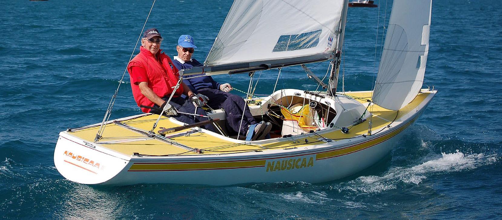 Auch als Freizeitboot geeignet.