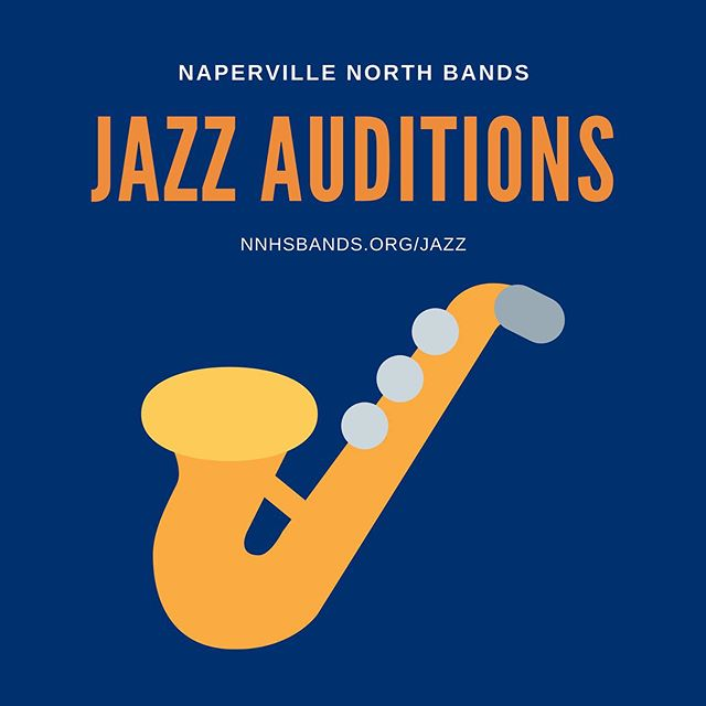 NNHS Jazz Audition Materials and Information are available at nnhs bands.org/jazz #letahuskieleadtheway