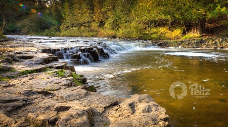 Rogers City Ocqueoc Falls