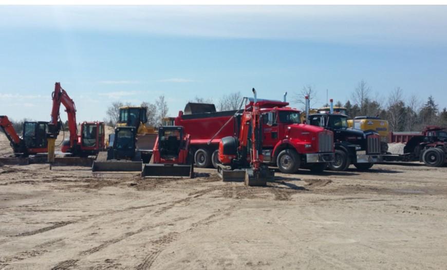 Curtis Excavating, Inc. - 501 Park DriveRogers City, MI 49779(989) 734-2388