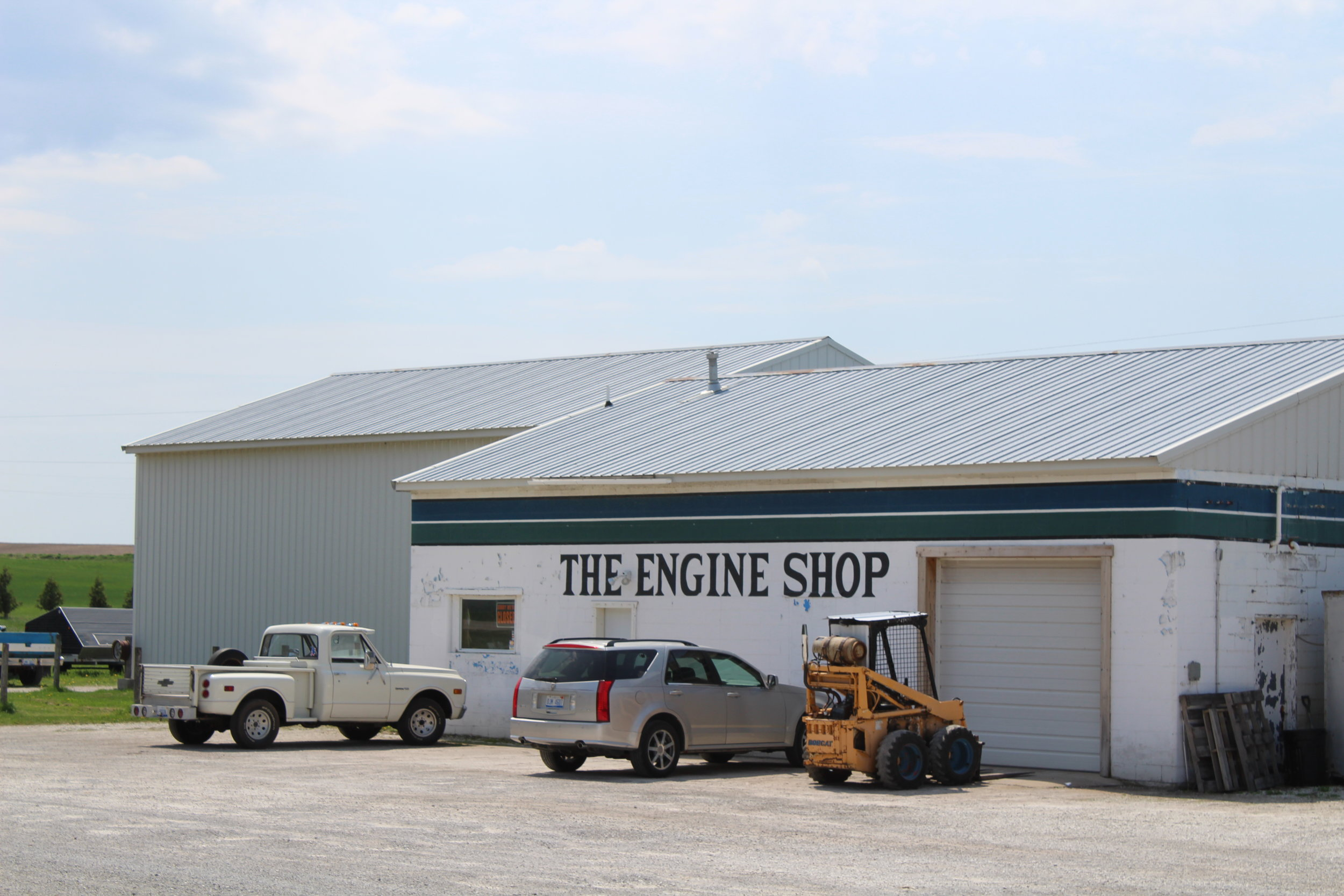 The Engine Shop - 3218 US 23 SouthRogers City, MI 49779(989) 734-4241