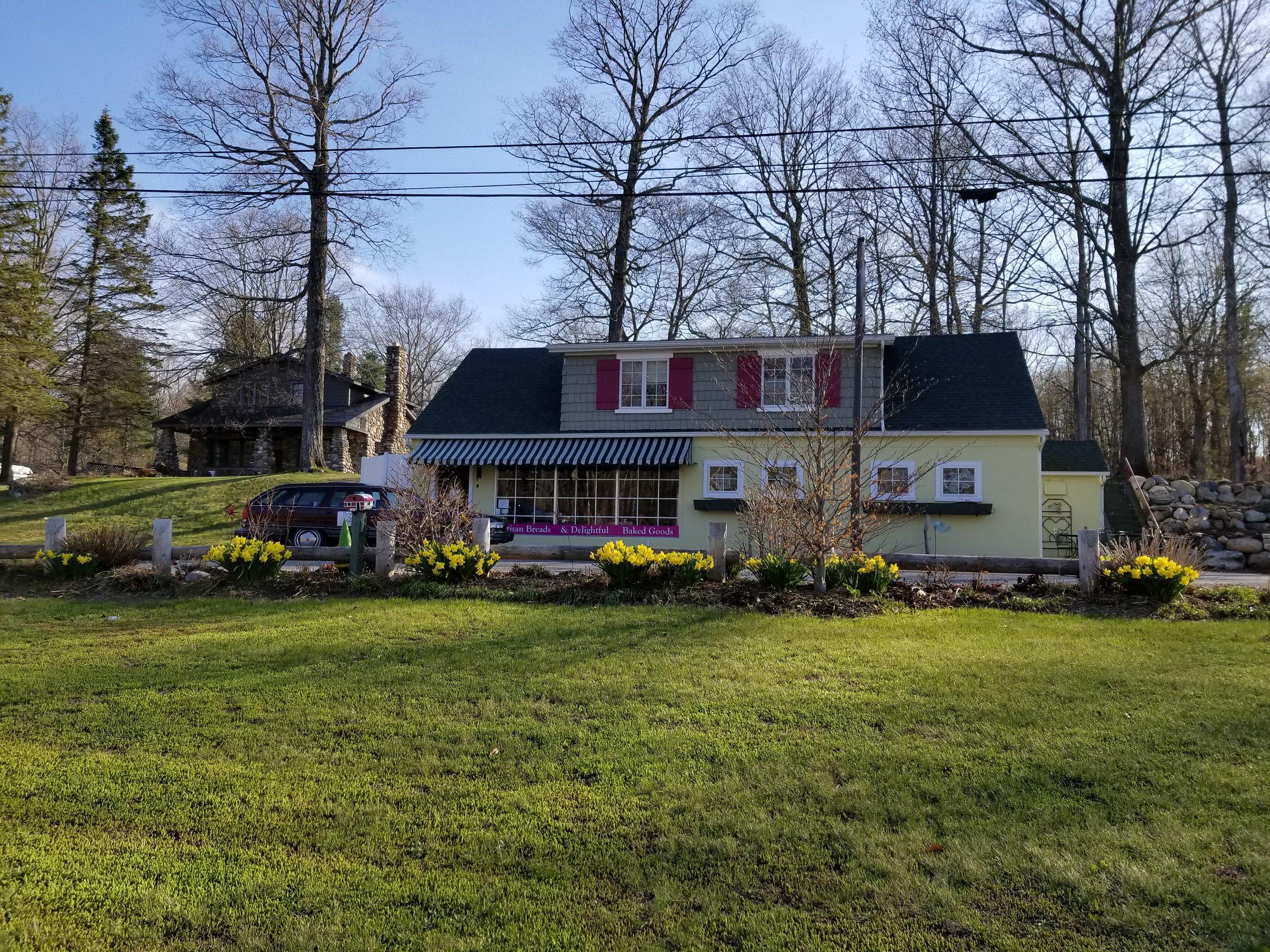 Three Heart Bakery - 5576 US 23 NorthRogers City, MI 49779(989) 734-0295
