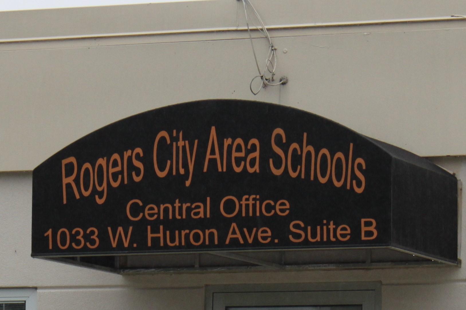 Rogers City Area Schools - 1033 West Huron AvenueRogers City, MI 49779(989) 734-9100