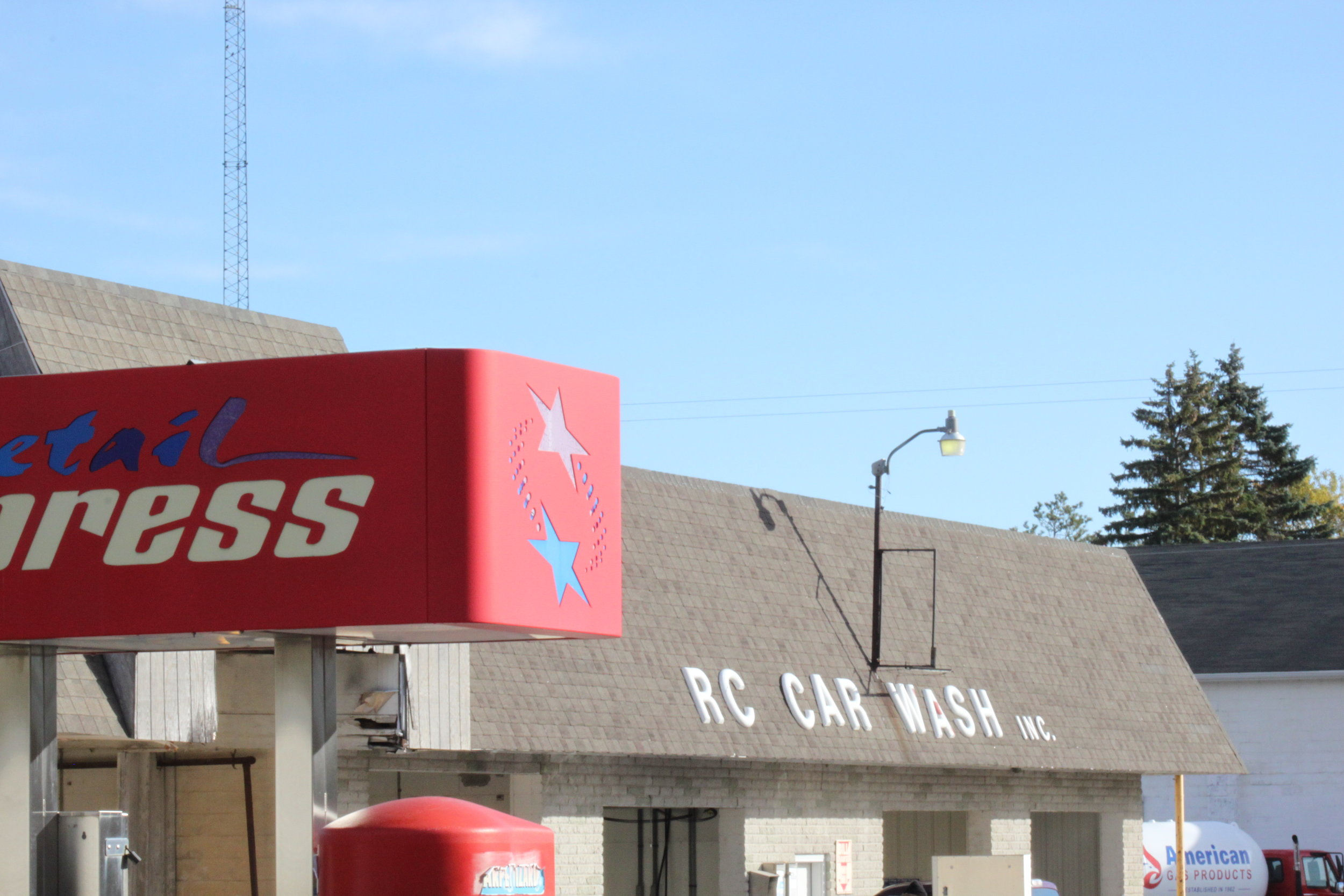 Rogers City Car Wash - 1210 W. Third St.Rogers City, MI 49779(989) 351-8216