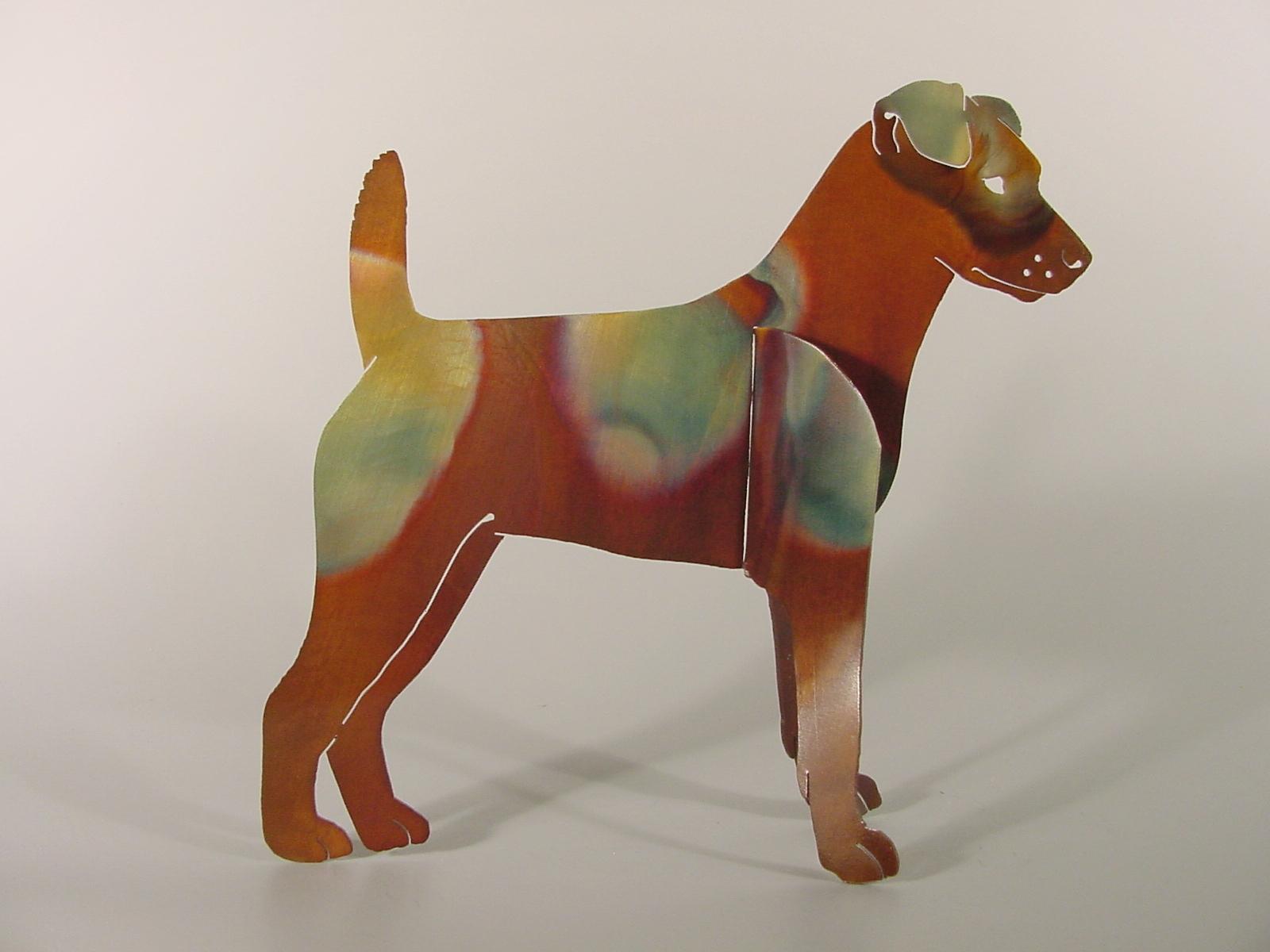 Copper Animals -