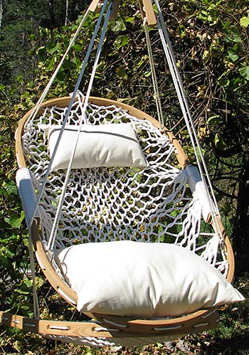Hammock by Cobble Mountain