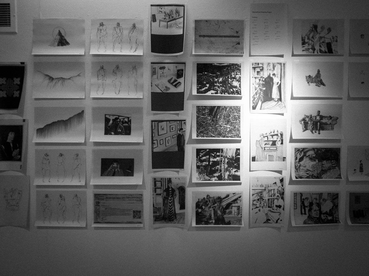 International Drawing Project 2012