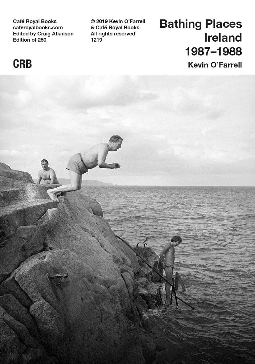 Kevin O'Farrell — Bathing Places Ireland 1987–1988