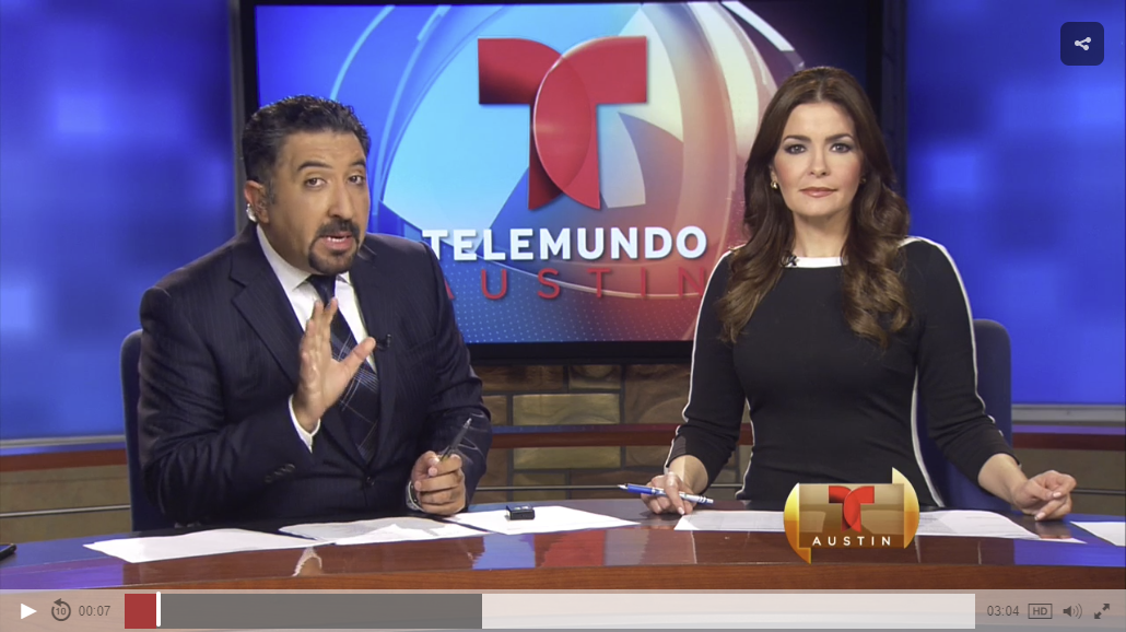 Telemundo Austin - Dando Acceso a Comida Saludable 2016.png