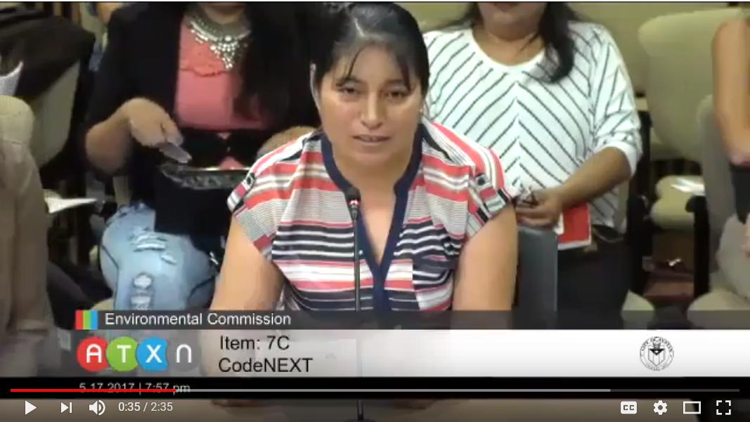 Irene Castañeda Testimonial ( click for video )