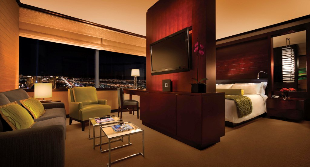 Vdara Deluxe Suite with Divider.jpg