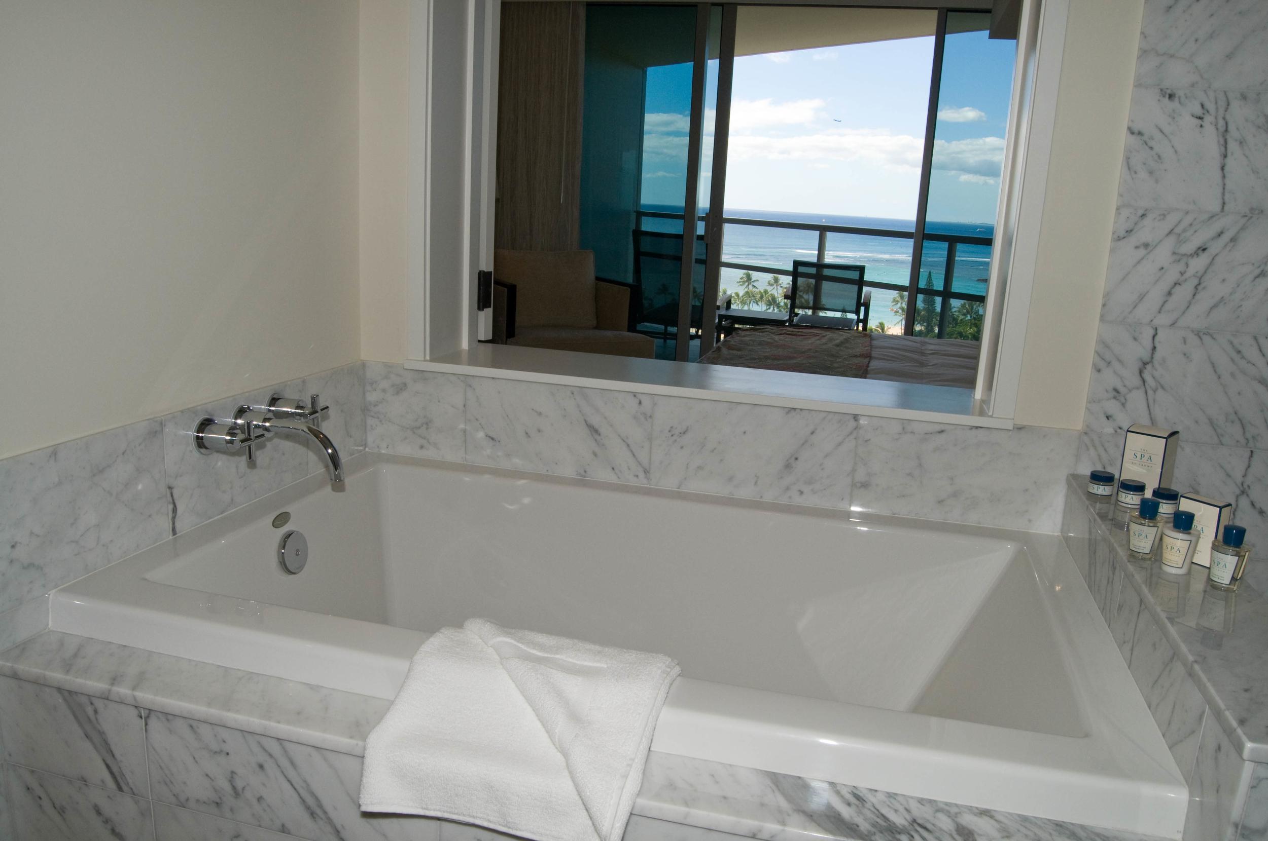 Trump Waikiki Bath Bed.jpg